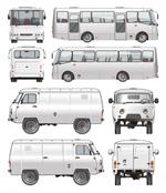 客车和商务车