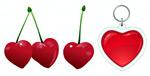 樱桃和钥匙扣
