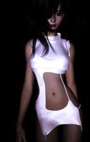 性感美少女模型