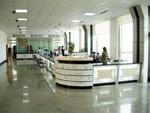 服务大厅3D模型