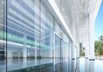 大厦走廊模型