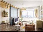 简约小客厅3d模型