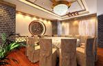 Chinese hotel restaurant model