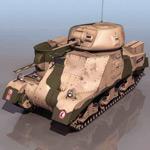 坦克3d模型5