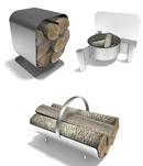 Fashion stove model