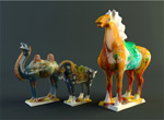 Tang Dynasty – Horse 3d material