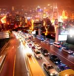 城市夜景素材1