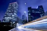 城市夜景素材2