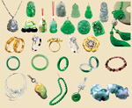 珠宝首饰玉器PSD