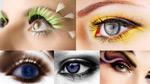 美丽的女性眼睛
