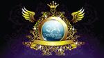 黄金质感徽章