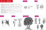 佛教植物供品