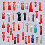 传统服饰旗袍