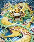 中国龙图腾