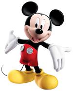 迪斯尼米老鼠
