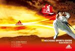 跆拳道画册封面