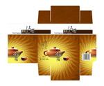 菊花清茶包装盒