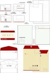 办公用品VI模版2