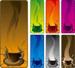 咖啡主题条幅