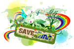 拯救地球环保图片