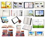 书本书籍PSD