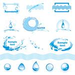 水主题logo图形
