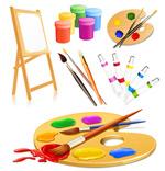 绘画工具用品