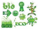 绿色环保主题