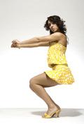 舞蹈女性人物5
