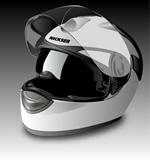摩托车头盔矢量