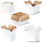 空白纸盒纸箱