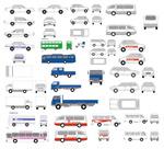 VI交通模板