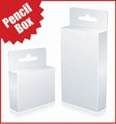 空白包装盒矢量