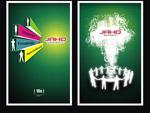 抽象艺术海报