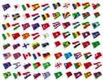 全球各国国旗