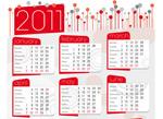 2011可爱日历