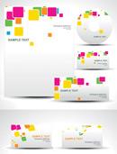 简约企业VI模板
