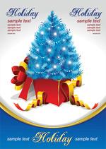 礼盒圣诞树