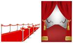 红地毯帷幕