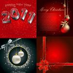 2011新年圣诞贺卡