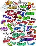 英文涂鸦字体