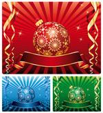 圣诞节装饰背景