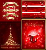 圣诞节元素海报
