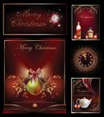 圣诞节装饰矢量