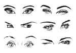 女人的眼睛