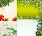 圣诞树局部