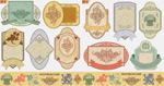 古典label图形