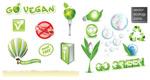 绿色环保logo