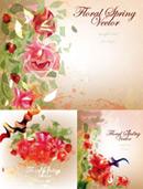 写意花卉插图1