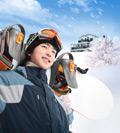 韩国滑雪运动员